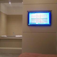 Отель Dea Roma Inn 5* Люкс с различными типами кроватей фото 12