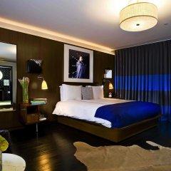 Отель 6 Columbus Central Park a Sixty Hotel США, Нью-Йорк - отзывы, цены и фото номеров - забронировать отель 6 Columbus Central Park a Sixty Hotel онлайн комната для гостей фото 4