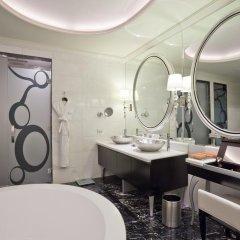 Лотте Отель Москва 5* Студия разные типы кроватей фото 9