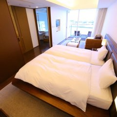 Отель Marinoa Resort Fukuoka Фукуока комната для гостей фото 5