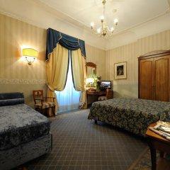 Hotel Giulio Cesare 4* Стандартный номер с различными типами кроватей фото 2