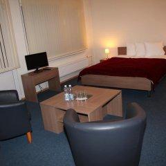 Hotel Dobele 2* Номер Комфорт с различными типами кроватей фото 3