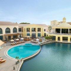 Отель Courtyard by Marriott Dubai Green Community Стандартный номер с различными типами кроватей фото 4