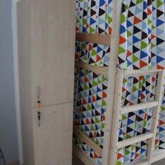 Хостел Bla Bla Hostel Rostov Кровать в общем номере с двухъярусной кроватью фото 13