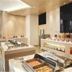 Отель Holiday Inn Express Shanghai New Hongqiao 3* Стандартный номер с различными типами кроватей фото 6