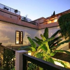Отель Riad Darmouassine Марокко, Марракеш - отзывы, цены и фото номеров - забронировать отель Riad Darmouassine онлайн балкон