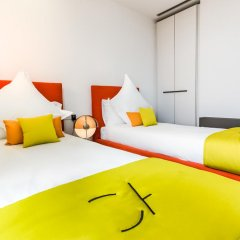 Апартаменты Cosmo Apartments Sants комната для гостей фото 5