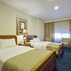 Отель Amman International 4* Представительский номер с различными типами кроватей фото 3