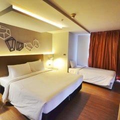 Отель The Heritage Hotels Bangkok 4* Стандартный номер с различными типами кроватей фото 2