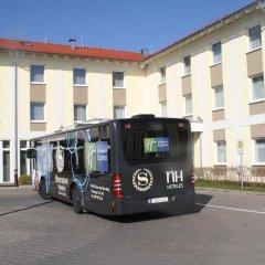 Отель Holiday Inn Express Munich Airport городской автобус