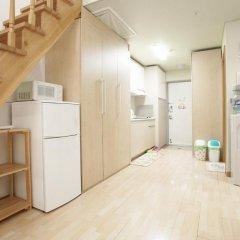 Отель NJoy Seoul Студия с различными типами кроватей фото 30