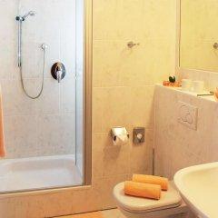 Отель Pension am Großen Garten Германия, Дрезден - 1 отзыв об отеле, цены и фото номеров - забронировать отель Pension am Großen Garten онлайн ванная
