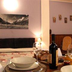 Отель Case Appartamenti Vacanze Da Cien Сен-Кристоф в номере