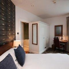 Hotel du Vin Brighton 4* Стандартный номер с разными типами кроватей фото 2
