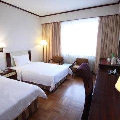 Guangzhou Hotel 3* Стандартный номер с 2 отдельными кроватями фото 8