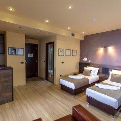 Отель Amarilis 717 Улучшенный номер с различными типами кроватей фото 2