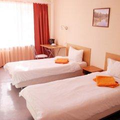 Отель Аэропорт Мурманска 2* Стандартный номер фото 5