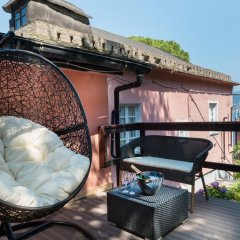 Отель Stella Maris Resort Камогли балкон