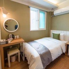 Hotel QB Seoul Dongdaemun 2* Стандартный номер с различными типами кроватей фото 6