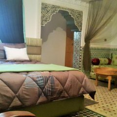 Отель Malabata Guest House Марокко, Танжер - отзывы, цены и фото номеров - забронировать отель Malabata Guest House онлайн комната для гостей фото 3