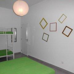 Alameda Hostel Номер категории Эконом с различными типами кроватей