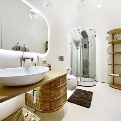 Апартаменты Sky Apartments Rentals Service Студия Делюкс с различными типами кроватей фото 18