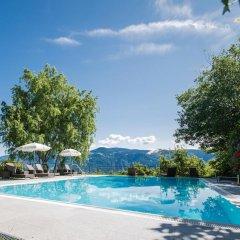 Отель Gasthof Kirchsteiger Горнолыжный курорт Ортлер бассейн фото 2
