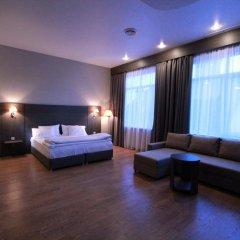 Гостиница Art Villa Krasnodar Номер категории Эконом с различными типами кроватей фото 4
