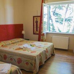 Hotel Villa Maria Luigia 2* Стандартный номер с различными типами кроватей фото 6