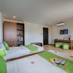 Vinh Hung 2 City Hotel 2* Номер Делюкс с различными типами кроватей фото 8