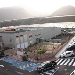 Отель Hernán Cortes Гуимар парковка