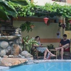 Отель Botanic Garden Villas 3* Улучшенное бунгало с различными типами кроватей фото 4