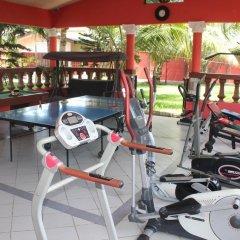 Отель Negolodge фитнесс-зал