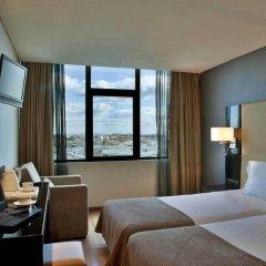 TURIM Alameda Hotel 4* Стандартный номер с различными типами кроватей фото 4
