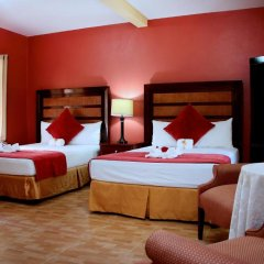 Отель y Cabañas Ros Гондурас, Тегусигальпа - отзывы, цены и фото номеров - забронировать отель y Cabañas Ros онлайн комната для гостей фото 2