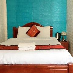Hanoi Pearl Hostel Улучшенный номер с различными типами кроватей фото 7