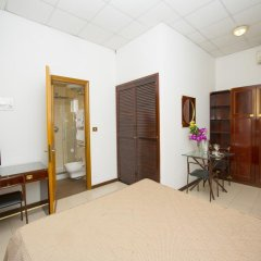 Hotel Residence Villa Tassoni 3* Студия с различными типами кроватей фото 8