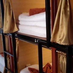 2W Beach Hostel Кровать в общем номере фото 2
