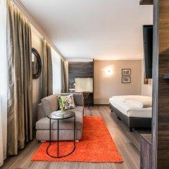 Hotel Säntis 3* Люкс с различными типами кроватей фото 3