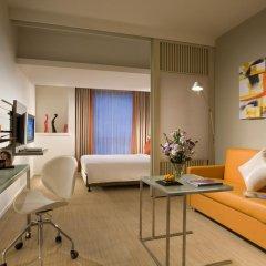Отель Citadines Central Xi'an Студия с различными типами кроватей фото 14