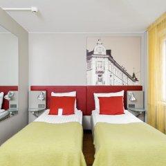 Original Sokos Hotel Albert 4* Стандартный номер с разными типами кроватей фото 7
