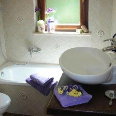 Отель B&B Casacapraia Итри ванная фото 2