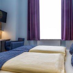 Comfort Hotel Frankfurt Central Station 3* Стандартный номер с различными типами кроватей фото 2