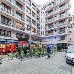 Отель Mango Aparthotel Улучшенные апартаменты фото 9