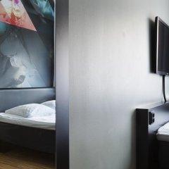 Comfort Hotel Xpress Stockholm Central 3* Номер Moderate с различными типами кроватей фото 6