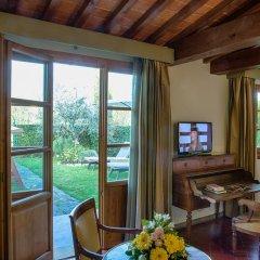Отель Villa Olmi Firenze 4* Стандартный номер с различными типами кроватей фото 5
