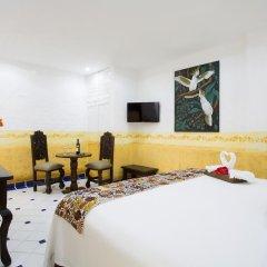 Отель Casa Doña Susana 2* Стандартный номер с различными типами кроватей фото 4
