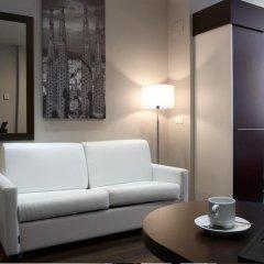 Hotel & Spa Villa Olímpic@ Suites 4* Стандартный номер с различными типами кроватей