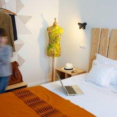 Отель Hall Chiado 4* Стандартный номер с различными типами кроватей фото 7