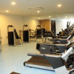 Отель Orfeus Queen Сиде фитнесс-зал фото 3